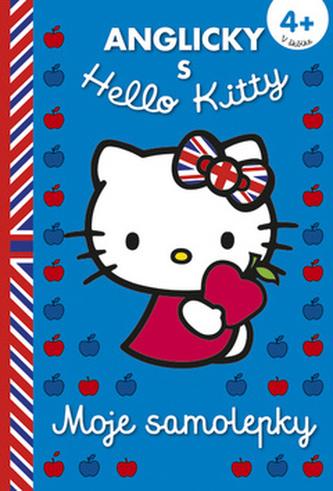 Anglicky s Hello Kitty Moje smolepky 4