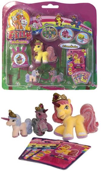 Filly Unicorn rodinka