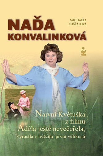 Naďa Konvalinková - Naivní Květuška z filmu Adéla ještě nevečeřela, vyrostla v hvězdu první velikosti