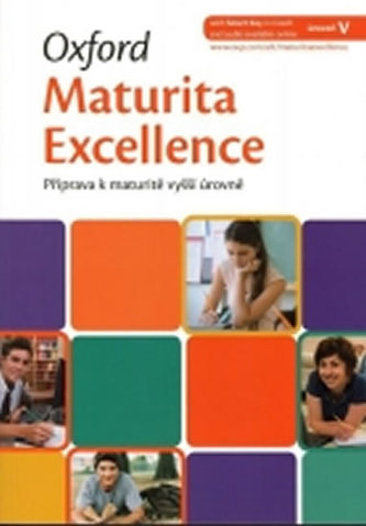 Oxford Maturita Excellence Upper Intermediate with Smart Audio CD and Key pack