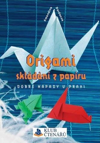 Origami skládání z papíru