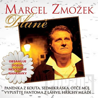 Zmožek Marcel - Dlaně - CD - Marcel Zmožek