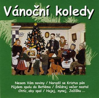 Vánoční koledy 1 - CD