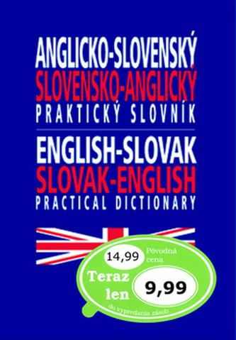 Anglicko-slovenský, slovensko-anglický praktický slovník