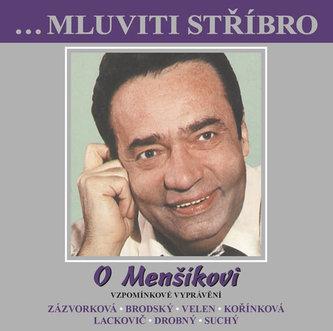 O Menšíkovi – Vzpomínkové vyprávění - CD
