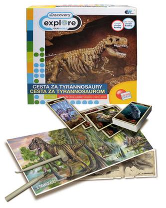 Cesta za Tyranosaury