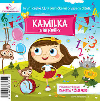 Kamilka a její písničky