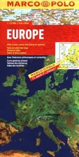 Evropa/mapa 1:2 500 000 MD