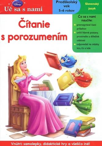 Uč sa s námi Čítanie s porozumením