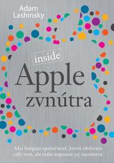 Apple zvnútra