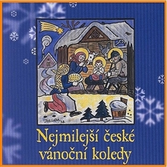 Nejlepší české vánoční koledy - CD
