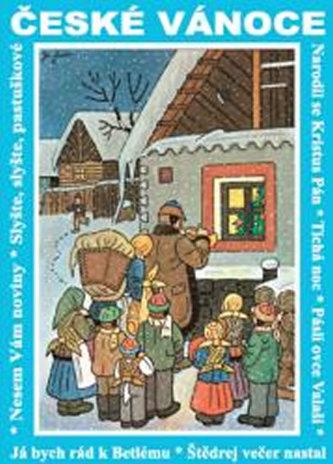 České Vánoce - koledy - CD