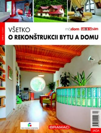 Všetko o rekonštrukcii bytu a domu