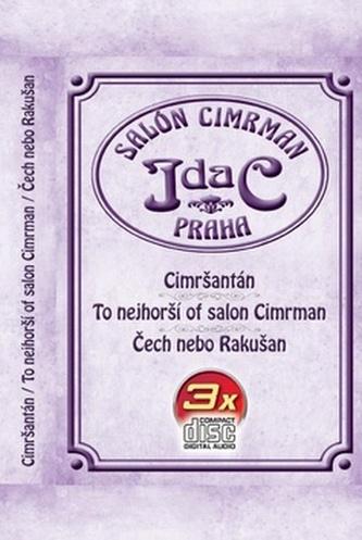 Salón Cimrman 3 CD