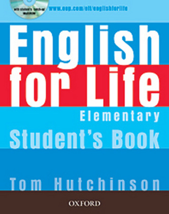 English for Life Elementary Student´s book + MultiROM Pack