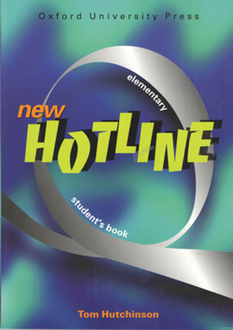 New hotline elementary Students book - Tom Hutchinson
