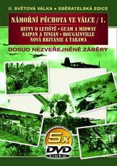 Námořní pěchota ve válce I. 5 DVD