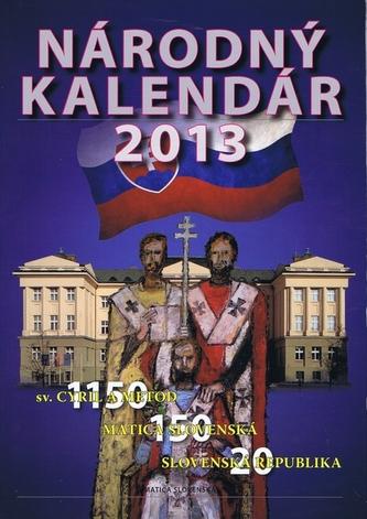 Národný kalendár 2013