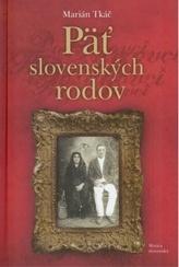 Päť slovenských rodov
