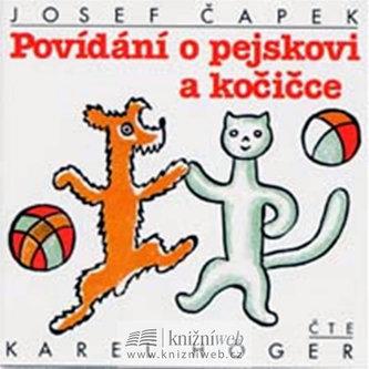 Povídání o pejskovi a kočičce - Čáp Josef