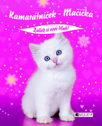 Kamarátniček - Mačička