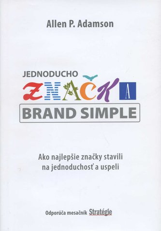Jednoducho značka Brand simple