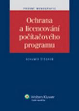 Ochrana a licencování počítačového programu