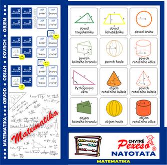 Pexeso Natotata Matematika