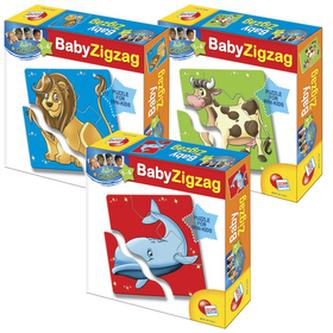 Baby genius baby zvířátka