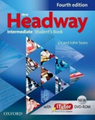 New Headway Fourth edition Intermediate Student's Book + iTutor DVD-rom