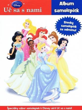 Uč sa s námi Princezny se samolepkami