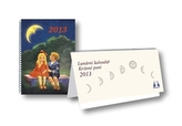 Lunární kalendář Krásné paní 2013