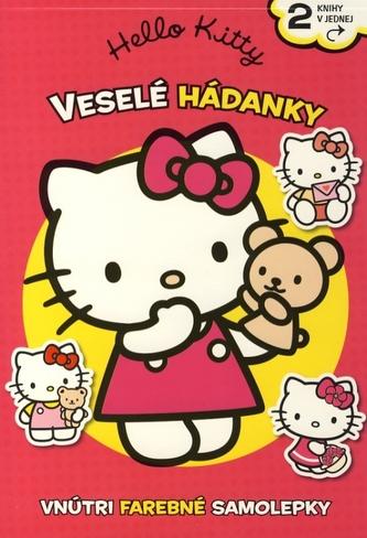 Hello Kitty – Veselé hádanky, veselé maľovanky