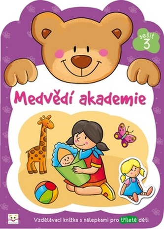 Medvědí akademie 3