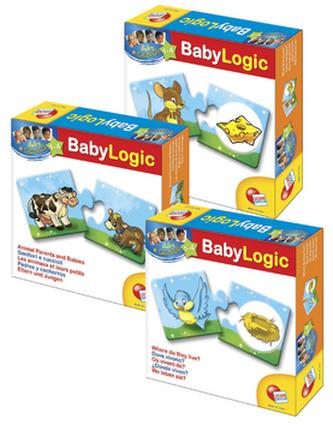 Baby genius baby logik