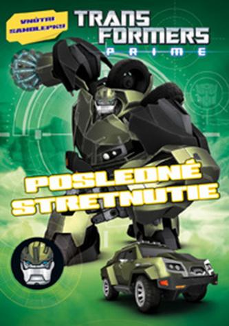 Transformers Prime Posledné stretnutie
