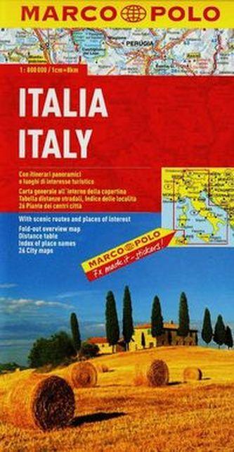 Itálie 1:800 000
