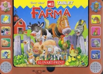 Tablet - Farma - zvuková knižka