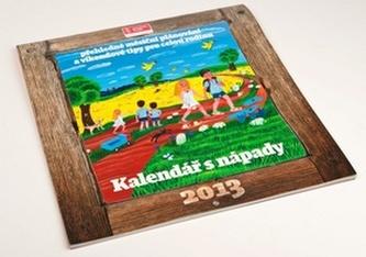 Kalendář s nápady 2013