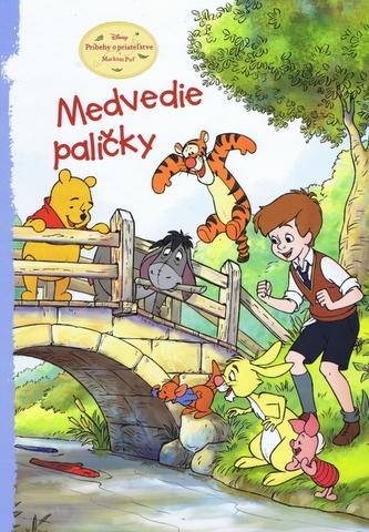 Macko Puf Medvedie paličky