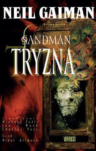 Sandman Tryzna - Neil Gaiman