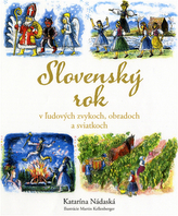 Slovenský rok v žudových zvykoch, obradoch a sviatkoch