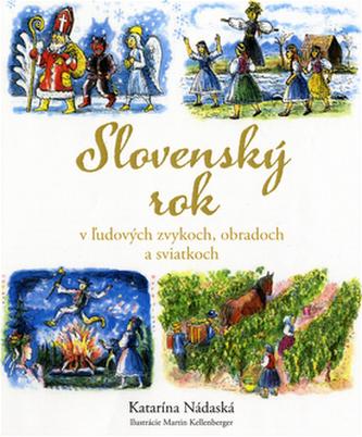 Slovenský rok v ludových zvykoch, obradoch a sviatkoch