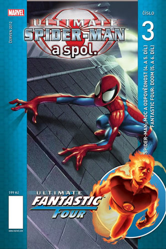 Ultimate Spider-Man a spol. 3 - Brian Michael Bendis