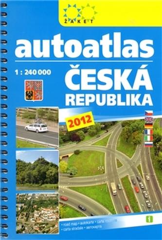Autoatlas Česká republika 1:240 000