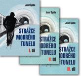 Strážce modrého tunelu komplet 3ks