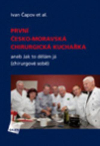 První česko-moravská chirurgická kuchařka