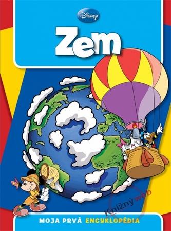 Moja prvá encyklopédia - Zem