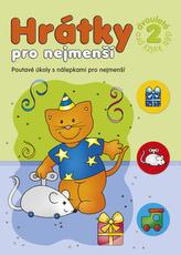 Hrátky pro nejmenší Kvízy pro dvouleté děti 2