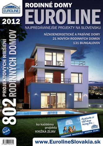 Rodinné domy Euroline 2012